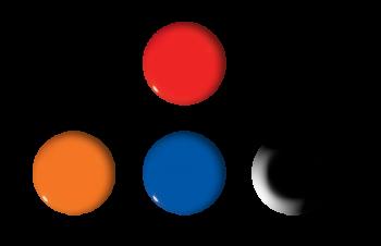 <p>Kolorowe magnesy doskonałe do tablic i innych powierzchni magnetycznych.</p>