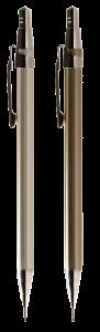 <p>Elegancki ołówek automatyczny w metalowej obudowie.</p>