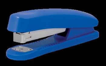 <p>Zszywacz w obudowie z tworzywa sztucznego, części mechaniczne metalowe. Zszywa do 25 kartek.</p>