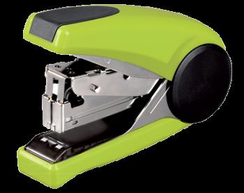 <p>Zszywacz One-Touch w obudowie z tworzywa sztucznego, części mechaniczne metalowe. Zszywa do 40 kartek.</p>