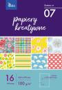 KB030-07 Papiery Kreatywne