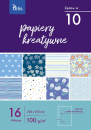 KB030-10 Papiery Kreatywne